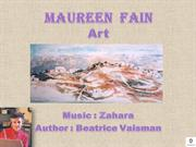MAUREEN  FAIN - Art