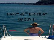 Daddy's 48th