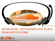 Best Company to Buy SoundCloud Plays