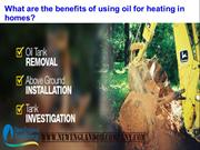 New England Total Energy delivers top quality heating oil