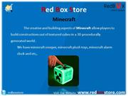 Red Box Store Minecraft