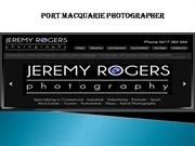 Port Macquarie Photographer