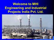 MHI Engineering and Industrial Projects India Pvt. Ltd - MEIP India