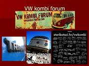 VW kombi forum