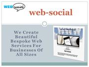 web-social distinguishable design and development thoughts builder