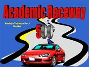 7 experinment of water - CAR race -