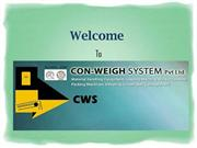 Best Information about CON-Weigh System