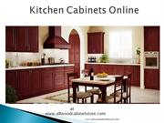 Allwoodcabinetstore,Providing good look to a kitchen at cheap price