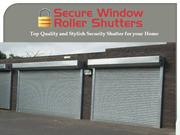 Top Quality and Stylish Security Shutter for your Home