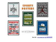 Sports-Posters