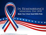 2015 Memorial Day Quotes