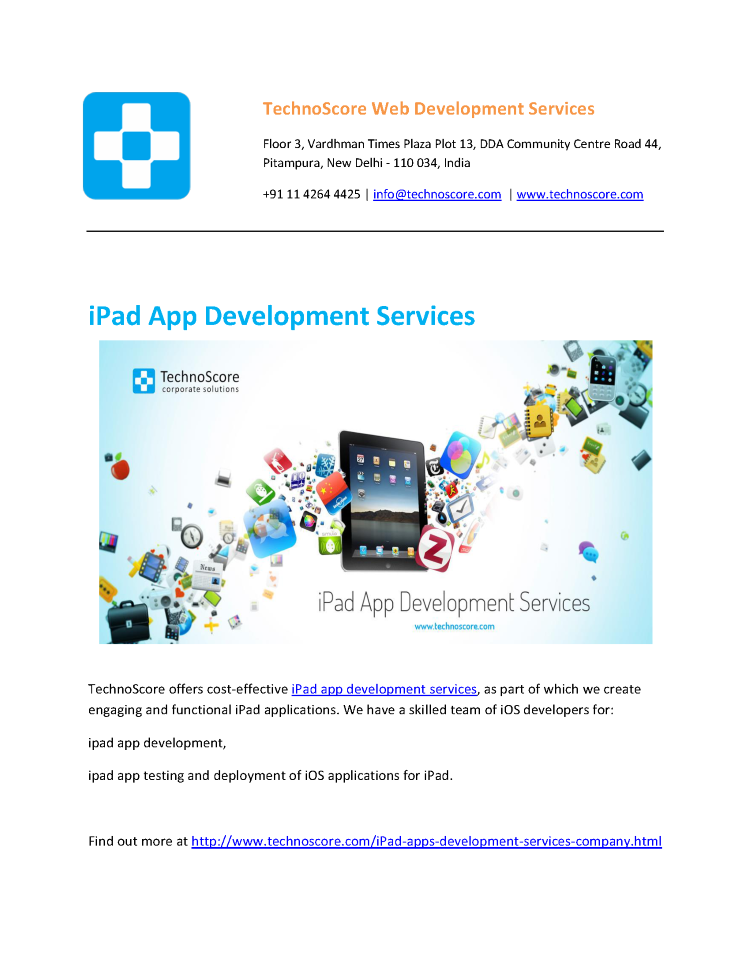 developing apps for ipad Mobile app development & android projects for $300 - $1000 i need an ipad/ android app i have the complete design (wireframe) and i need to get the app developed.