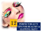 12 Perfect Beauty Tips For Skin