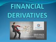 What is Financial Derivatives
