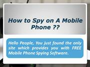 Spy Phone App - Whatsapp Hack -How to Hack Whatsapp and Spy Whatsapp