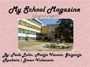 My School Magazine