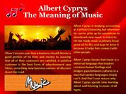 Albert Cyprys_The Meaning of Music