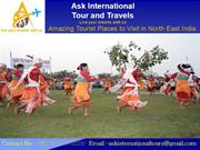 North east India tour destinations and package
