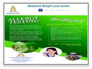 Lose Weight through Weight Loss Programs