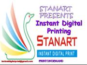 Short Run printing, Variable data print, Print On