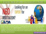Curicial role of lda  27-May-2015