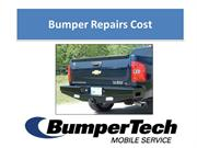 Bumper Scratch Repair Services At Your Door Step
