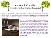 Andrew R. Crumbie_Committed to Crumbie Law Group, LLC