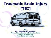 Traumatic brain injury2