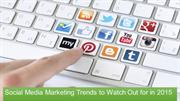 Social Media Marketing Trends to