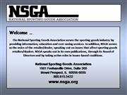 National Sporting Goods Association