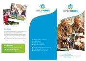 Group Homes Australia – Aged Care Brochure