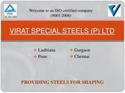 VIRAT SPECIAL STEELS (P) LIMITED