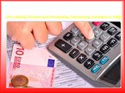 Finance and Accounting Outsourcing Company India