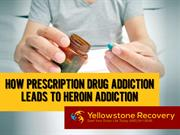 How Prescription Drug Addiction Leads to Heroin Addiction
