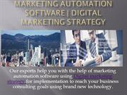Advertising Agency, Consulting Firms,  CRM Software