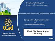 TTAD - The Talent Agency Directory