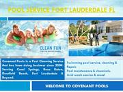 Pool Service Fort Lauderdale Fl