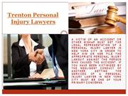 Trenton Personal Injury Lawyers