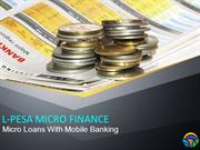 Micro Loans-Loans That Changes Lives In Tanzania