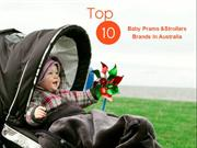 Top 10 Baby Prams &Strollers Brands In Australia