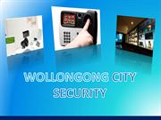 Sound alarm monitoring in Shellharbour