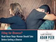 Steps for Women to Get Quick Divorce in Overland Park