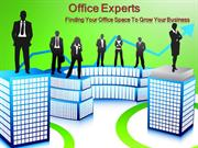 Office Experts - Finding Your Office Space To Grow Your Business