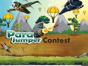Participate in Parajumper Facebook Contest and Win 2000 Yeps