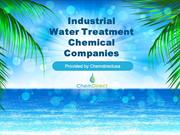 Industrial Water Treatment Chemical Companies