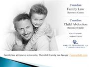 Family law attorneys in toronto, Thornhill Family law lawyer freemychi