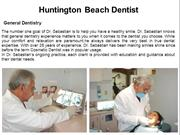 Huntington Beach Dentist