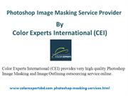 All About Photoshop Image Masking Service.
