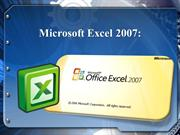 MS Excel by Ashraf Siddiqui