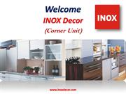 Modern Kitchen Design Images and Price - Inox Decor